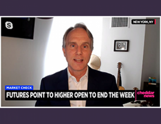 CEO Darren Schuringa on Cheddar News